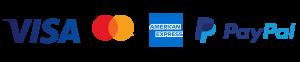 Logotipos tipos de pago